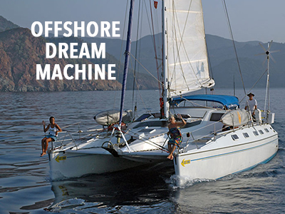 Offshore Dream Machine?
